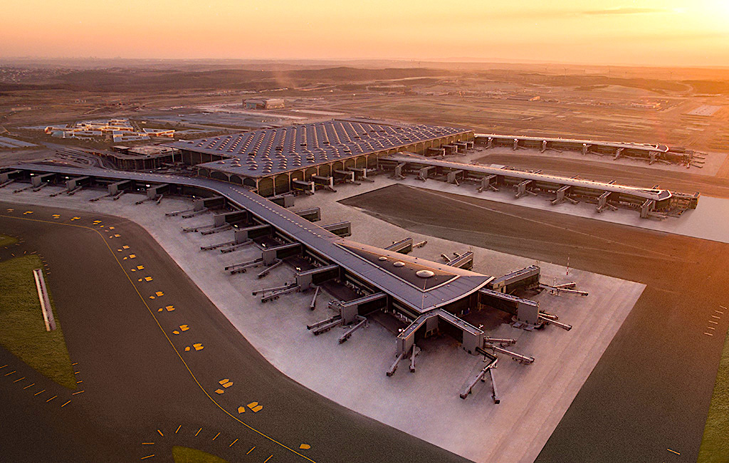 Full operations at Istanbul New Airport delayed again