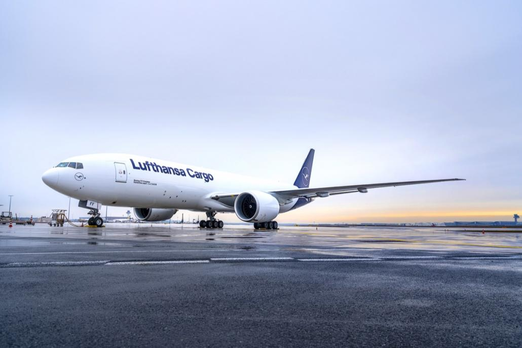 Lufthansa Cargo welcomes 6th B777F as two MD-11Fs to be retired