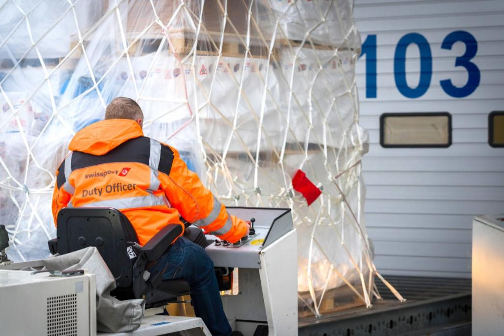Swissport acquires 100% of Heathrow Cargo Handling at LHR