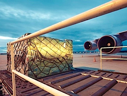 air cargo demand slowing