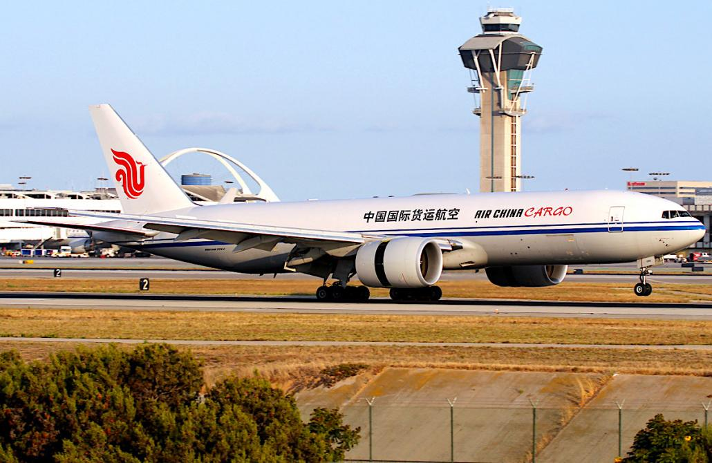 Air China Cargo renews LAX handling contract with Menzies