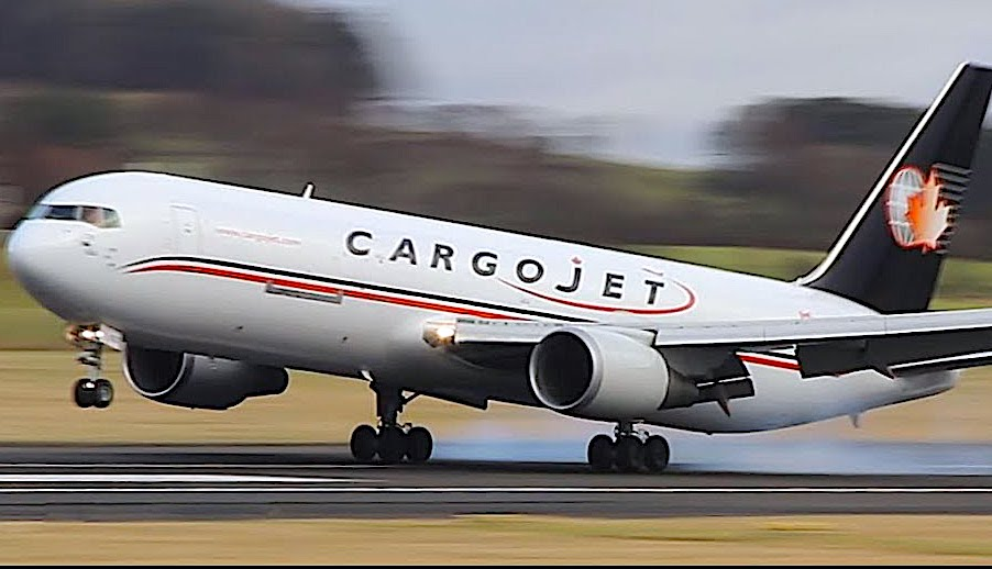 Cargojet acquires ground handler at Montréal's Mirabel Airport