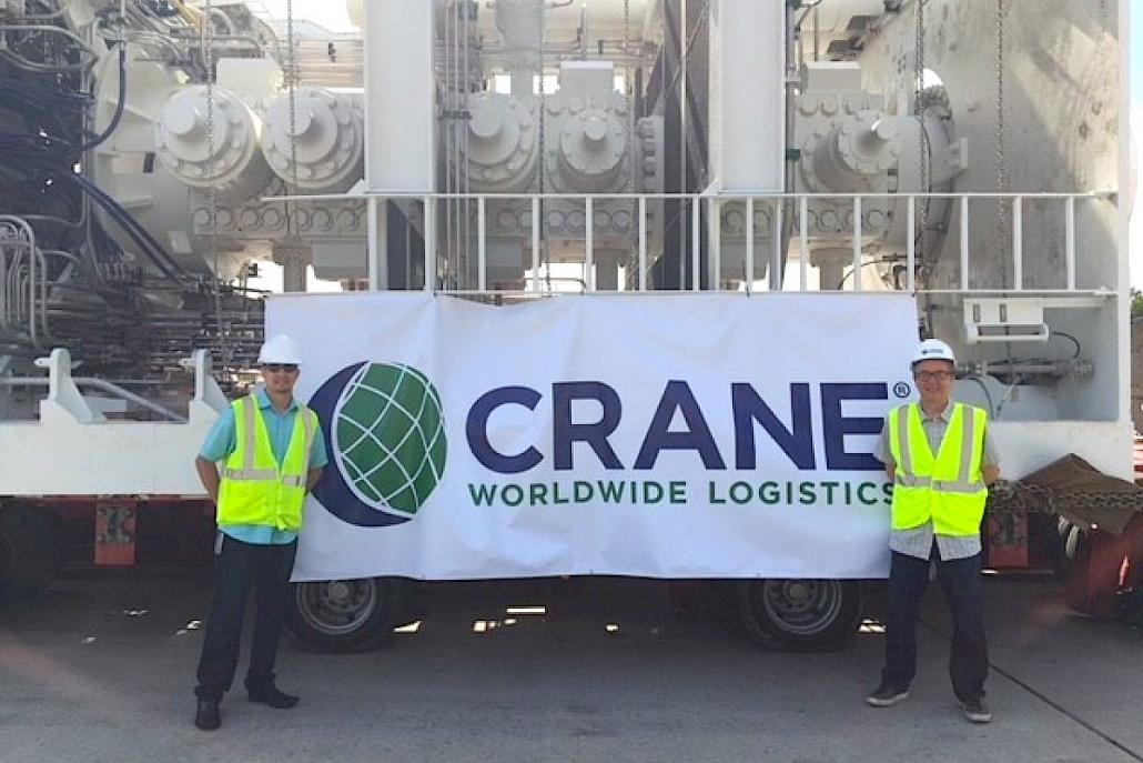 Crane Worldwide Logistics moves to new Chennai facility
