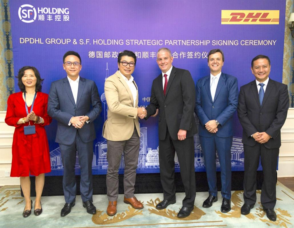 DHL, SF Holding finalise creation of SF DHL Supply Chain China