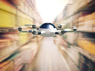 drone warehouse
