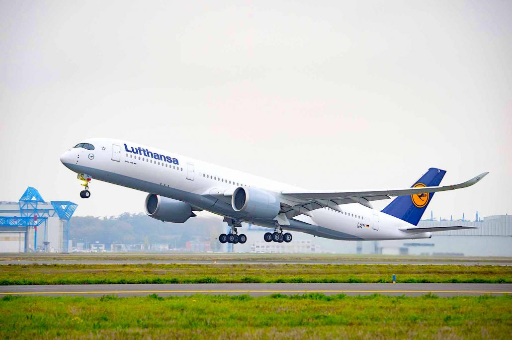 The Lufthansa Group has signed an order for 20 additional A350-900 wide-body aircraft, following a decision by the company's supervisory board.