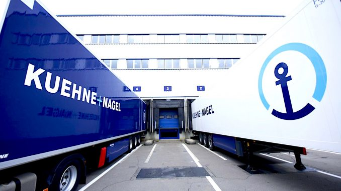Kuehne + Nagel air freight