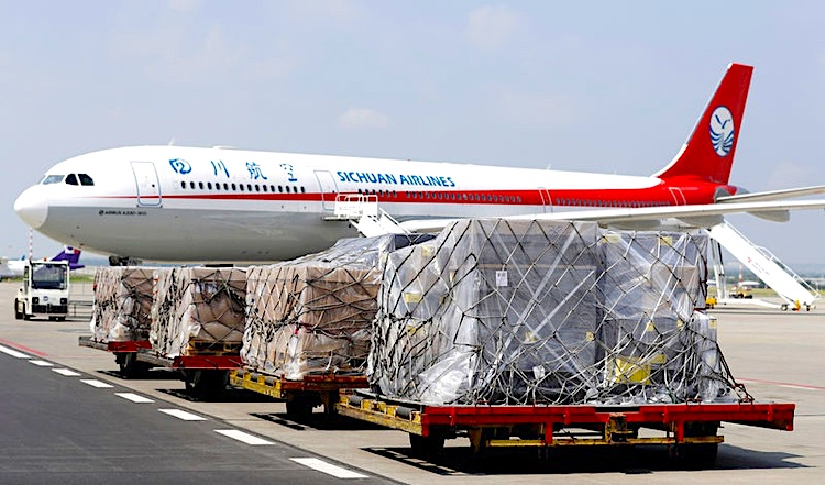 Sichuan Airlines spices up Brussels cargo market
