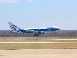 AirBridgeCargo Airlines (ABC) Rickenbacker
