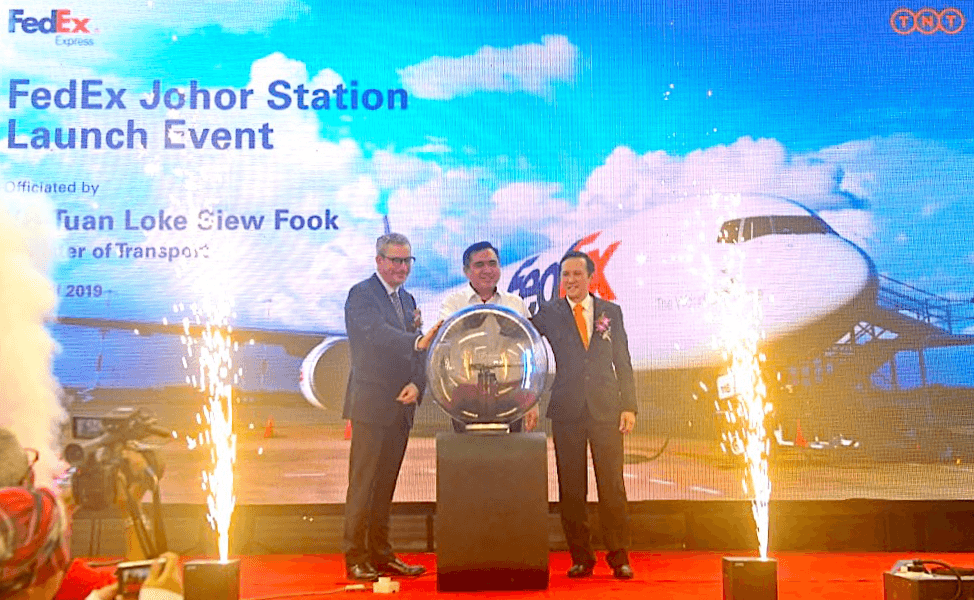 FedEx's Johor Station plugs into Asian Road Network