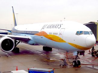Jet Airways B777 AMS