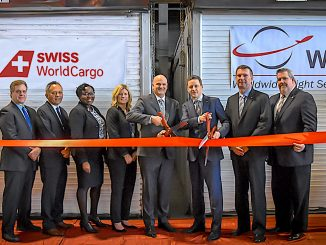 WFS - Swiss WorldCargo - GDP at JFK