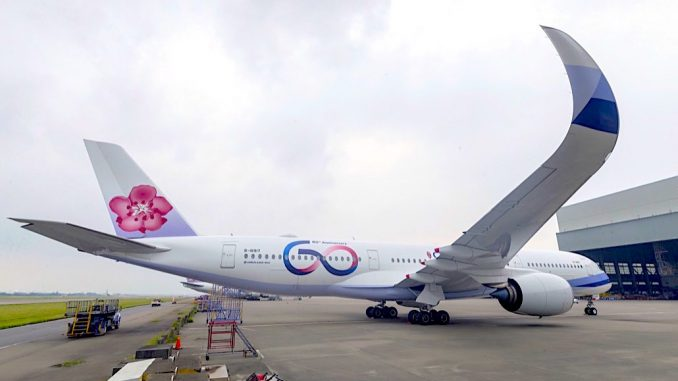 Taiwan's China Airlines