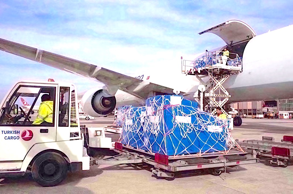 Turkish Cargo enjoys growth in early 2019, aims for top 5