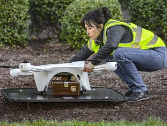 UPS medical drone