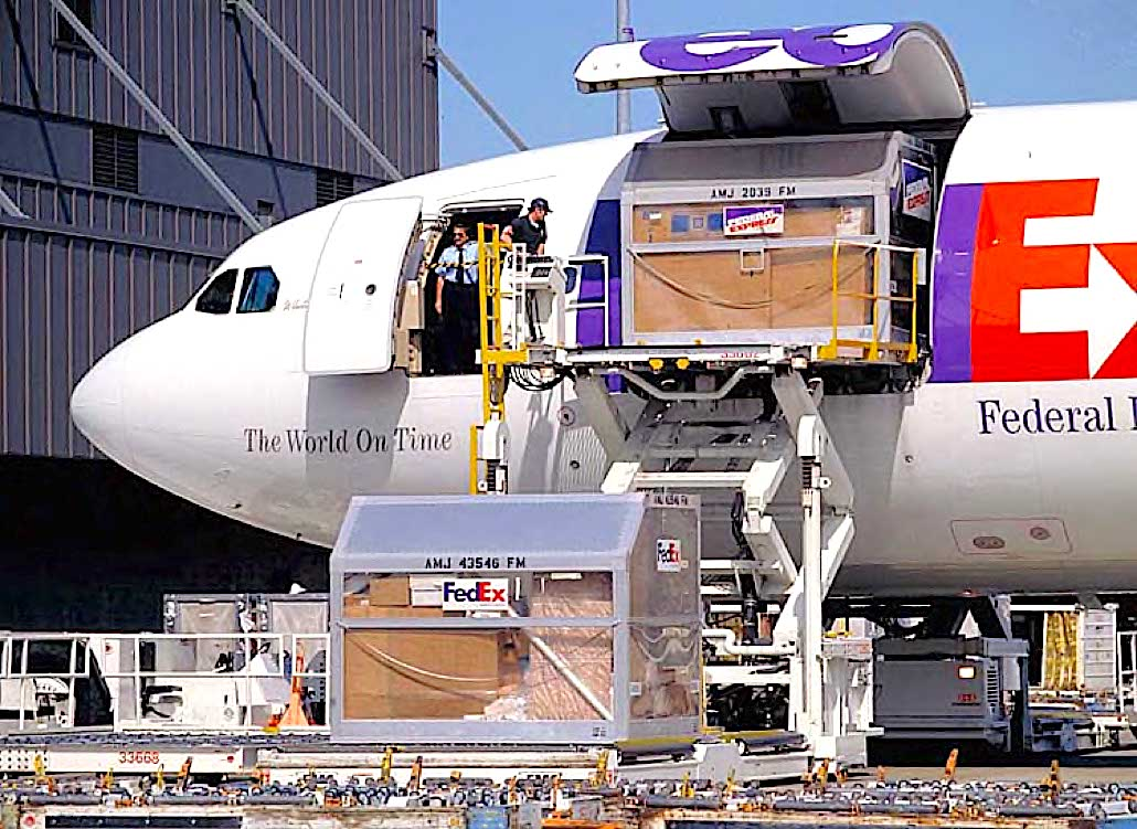 Aeroterm to expand FedEx's leased MIA facility