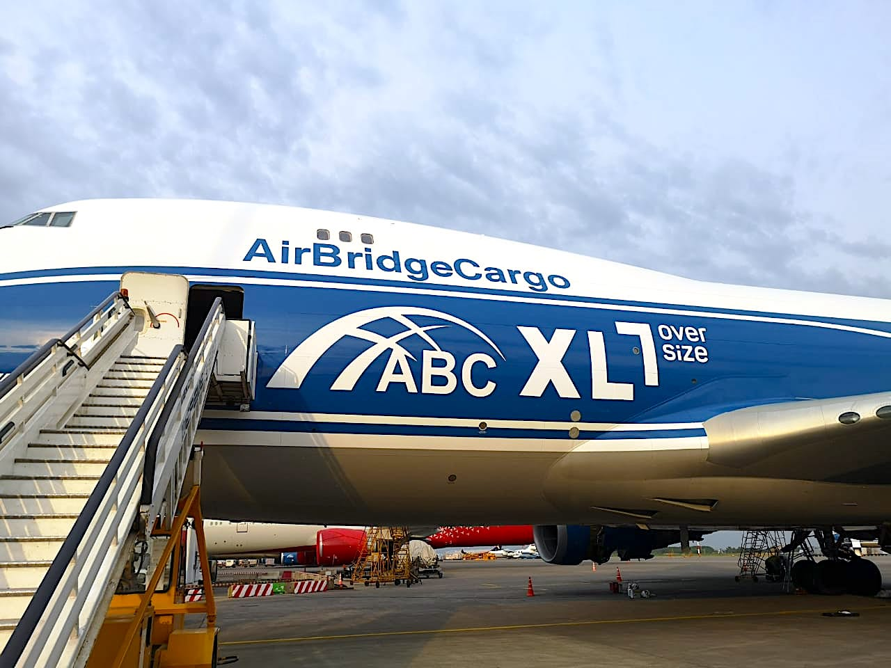 ABC unveils 'abc XL' livery as outsized shipments up 10%