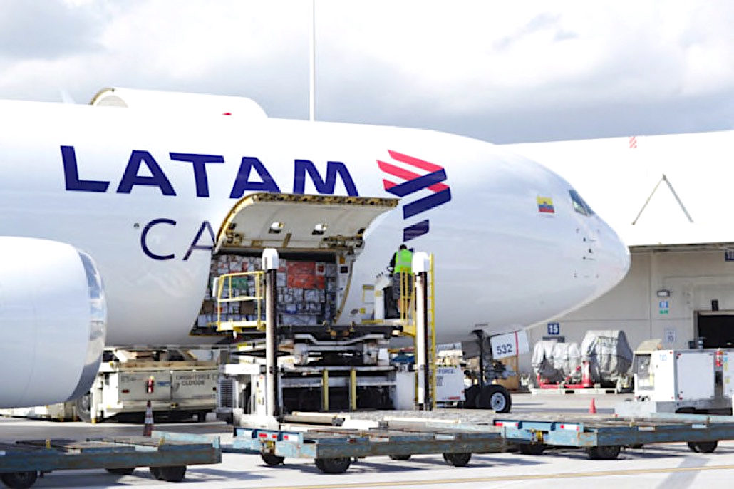 LATAM Cargo delivers 40 polo horses Argentina to Holland