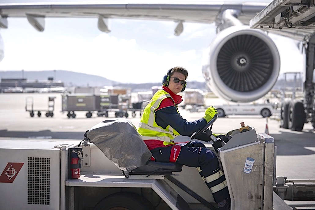 Swissport enjoys robust year with revenues up 6.7%
