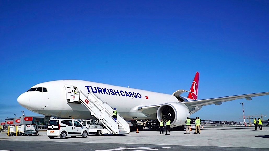 Turkish Cargo maintains growth, continues 'dual hub'