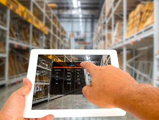 augmented reality warehouse