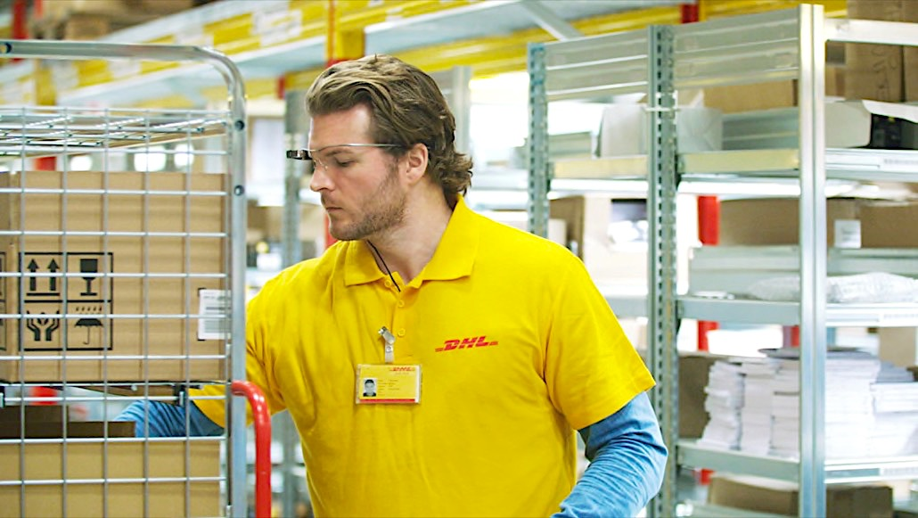 DHL Supply Chain rolls out smart glasses globally