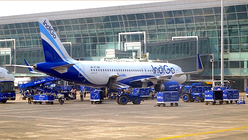 IndiGo launches Istanbul, supported by Globe Air Cargo