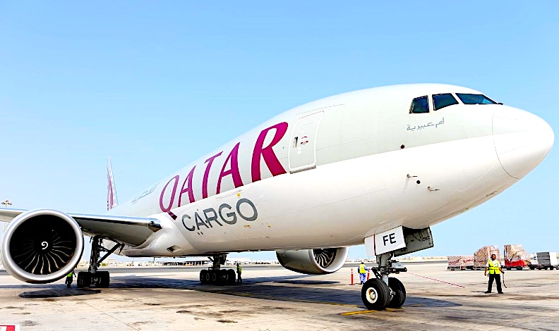 No-holds-barred for Qatar as it adds 5 more B777Fs