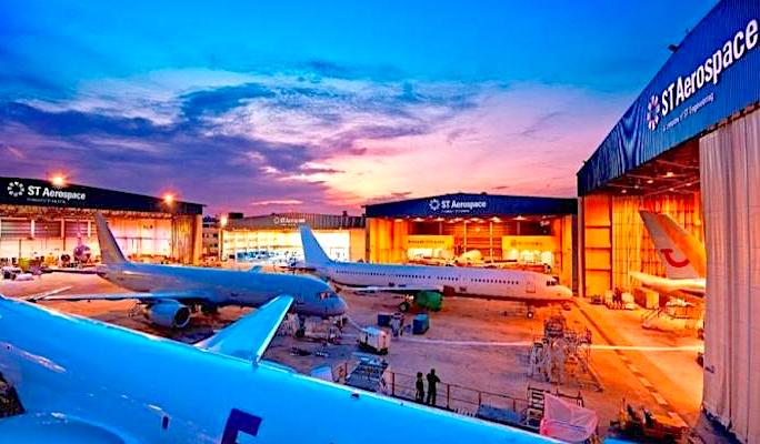ST Engineering looking into MRO JV with Vietnam Airlines