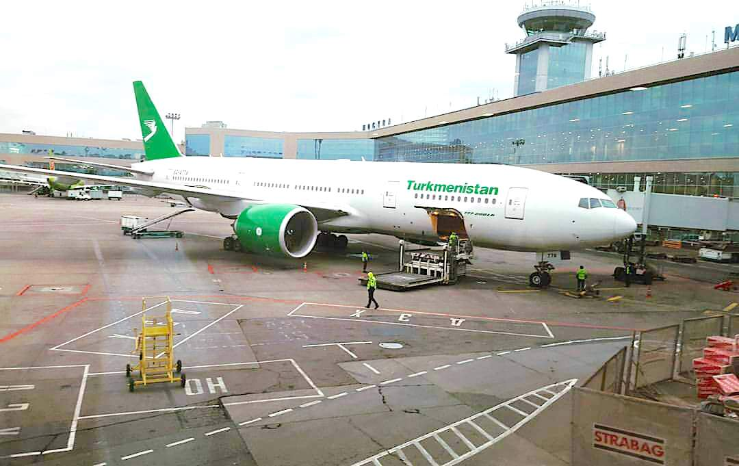 Lufthansa Consulting works with Turkmenistan on EASA ban