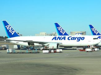 ANA Cargo freighters
