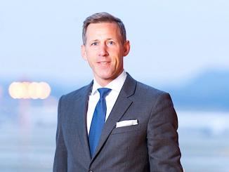 Eric Born, CEO Swissport