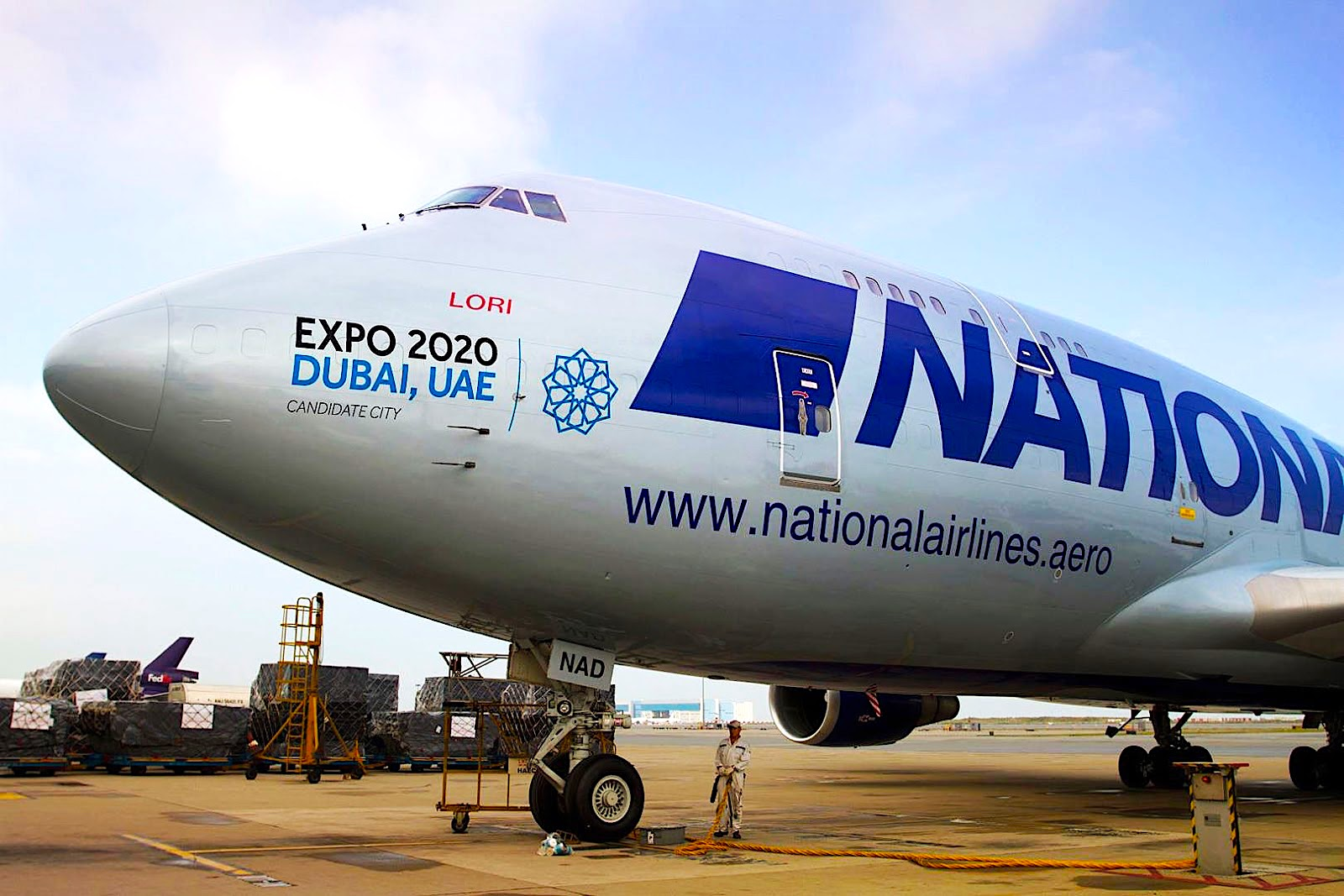 Brighter skies ahead for National Air Cargo – Air Cargo Europe Interview