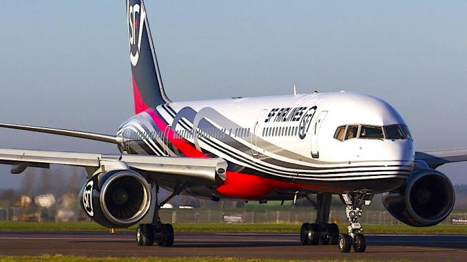 SF-Airlines B757-200F