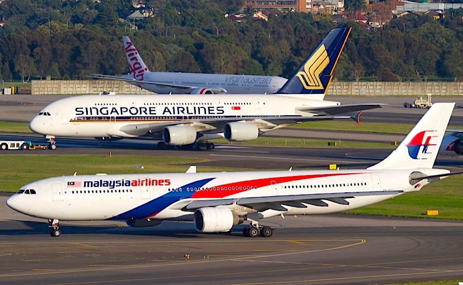 Cargo to feature in Singapore, Malaysia Airlines JV
