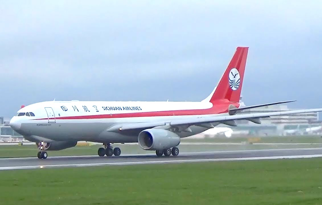 Sichuan Airlines takes on first BOC-leased A330F