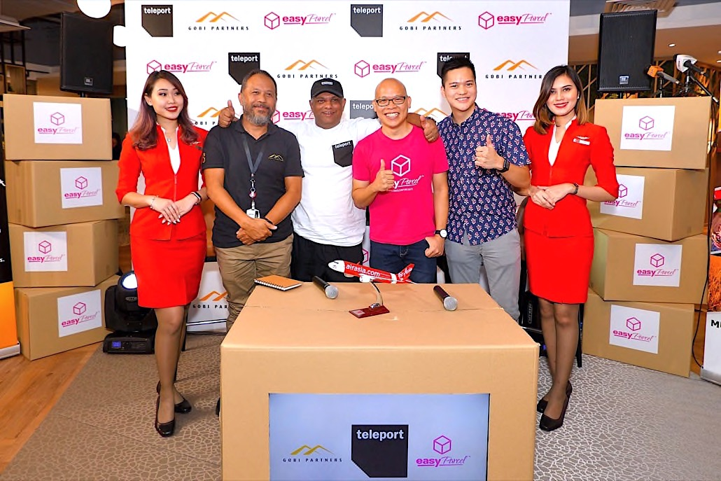 AirAsia, Gobi invest in e-commerce player EasyParcel