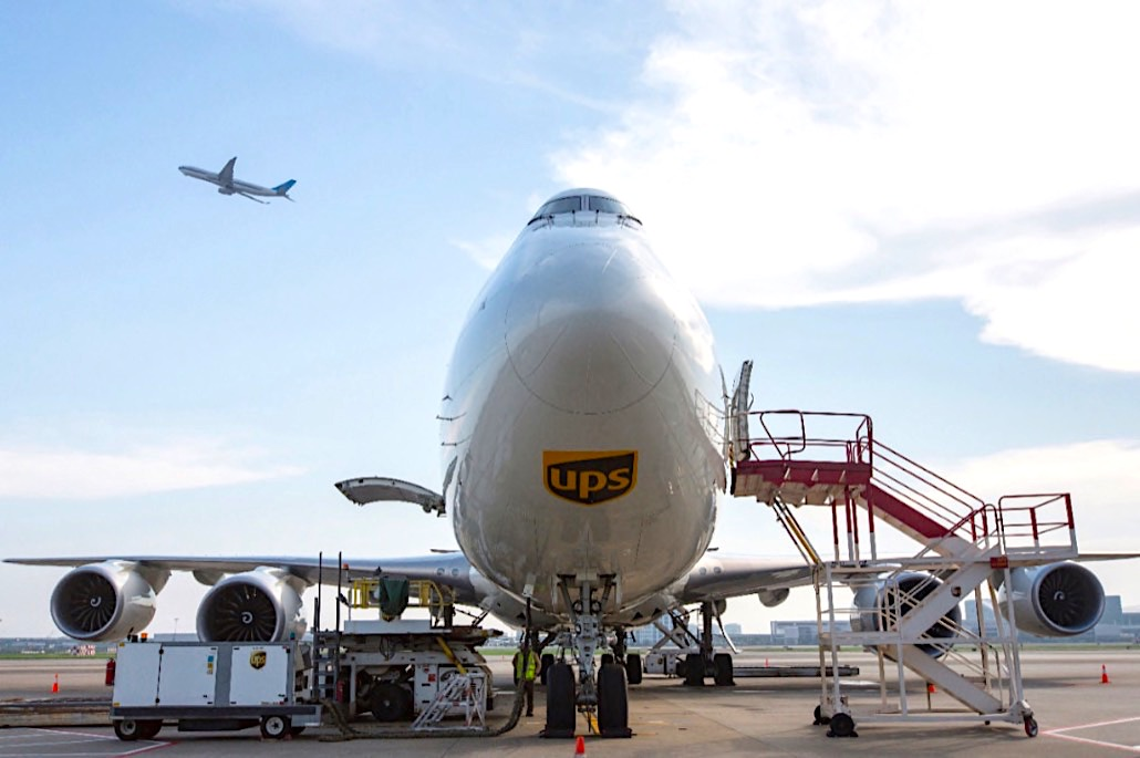 UPS moves to tap growing intra-Asia trade