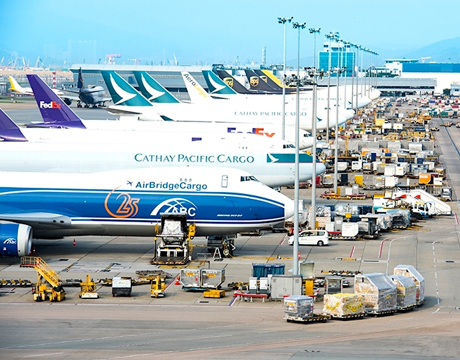 In what seemed like a bad year, top 20 airports saw 3.9% cargo decline in 2019