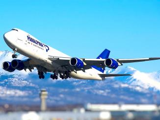 panalpina - Atlas Air B747F