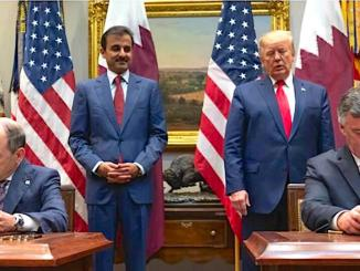 qatar airways, boeing at whitehouse