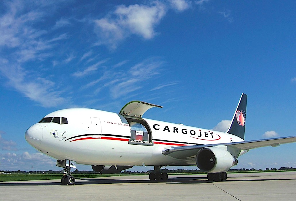 Cargojet expands strategic link with Amazon.ca