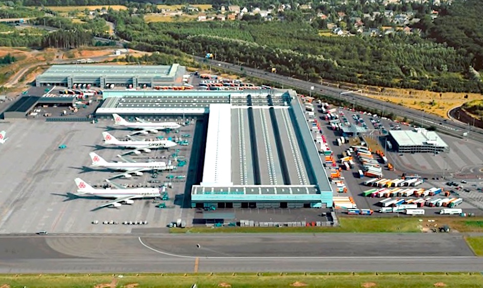 Luxair Cargocentre
