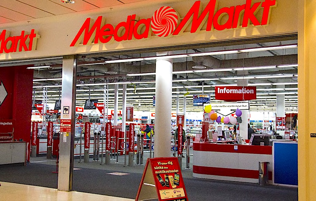DB Schenker provides automated logistics for MediaMarkt Sweden