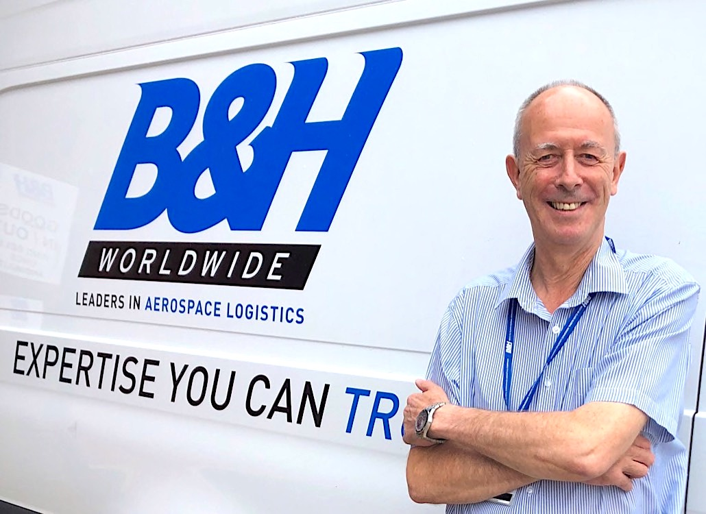 Mike Barber @ B&H Worldwide
