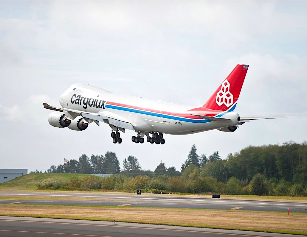 Cargolux forges on with a sharp eye on global trade