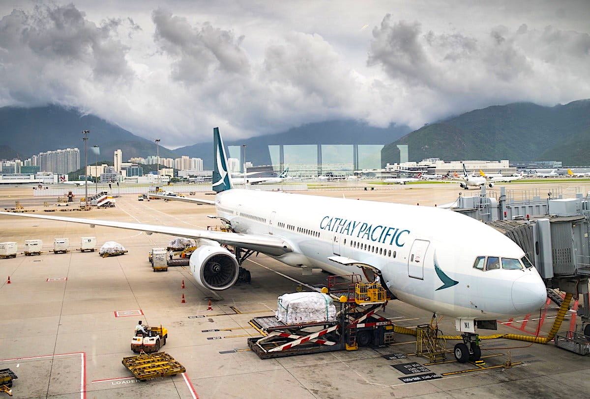 Cathay returns to profitability despite 11% cargo revenue decline