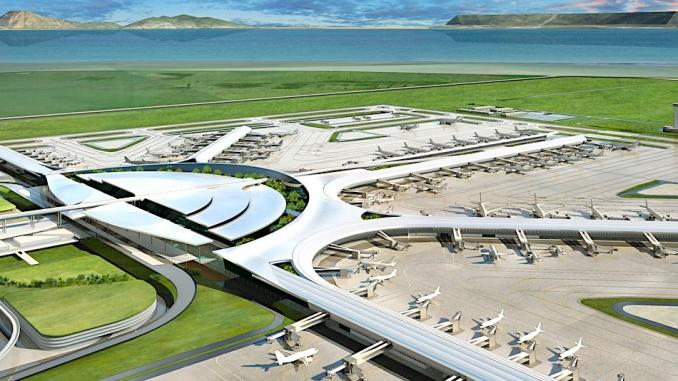 San Miguel Corporation's proposed Bulacan International Airport