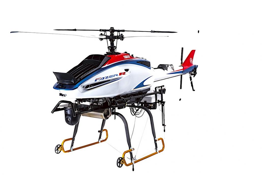 Astral, Yamaha partner over Africa drone services