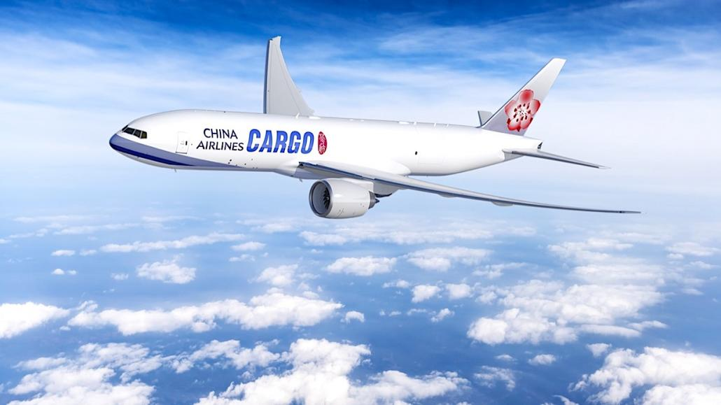 China Airlines finalises earlier order for six B777Fs
